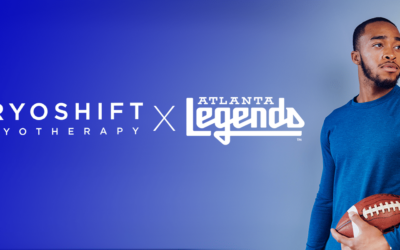 Atlanta Legends to Partner with Cryoshift Cryotherapy